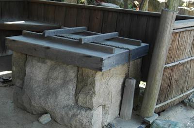 呉竹の井戸